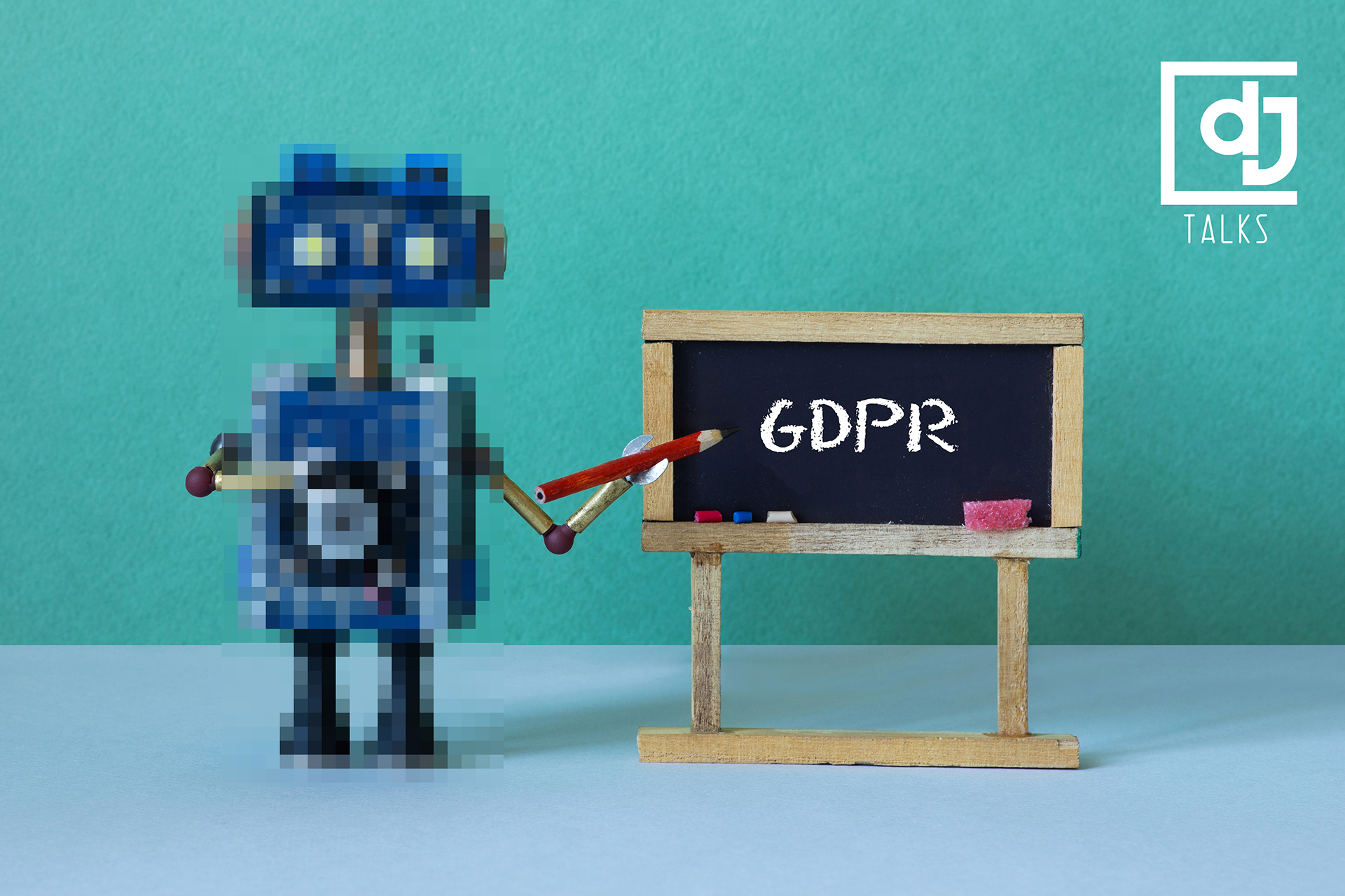 dj Talks GDPR