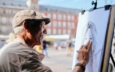 Over kunst en haar muze: better safe than sorry