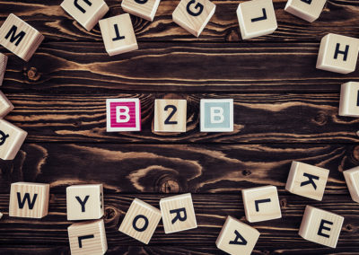 Does the law of the strongest hold in B2B relations?